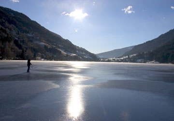 Winter in Feld am See